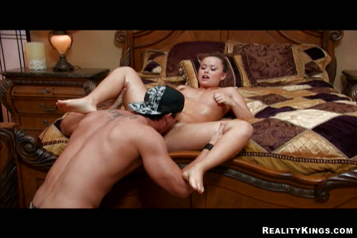 Luxurious Kaci Starr and a pal she's secretly in love with are about to have sex