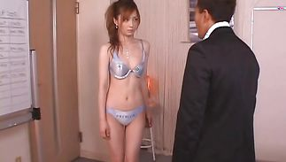 Carnal young beauty Kaede Fuyutsuki is fucking fucker like a real wench in the middle of the day