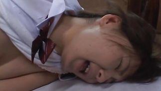 Bizarre minx Shiori Kohinata bonks like a true pro