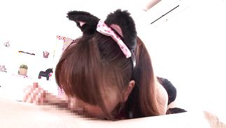 Sex appeal perfection Rina Osawa knows how to satisfy male